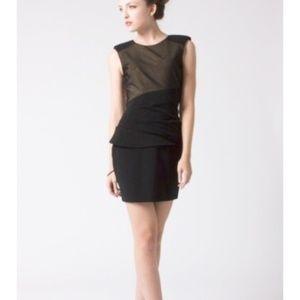 Black Halo Picasso Mini Dress
